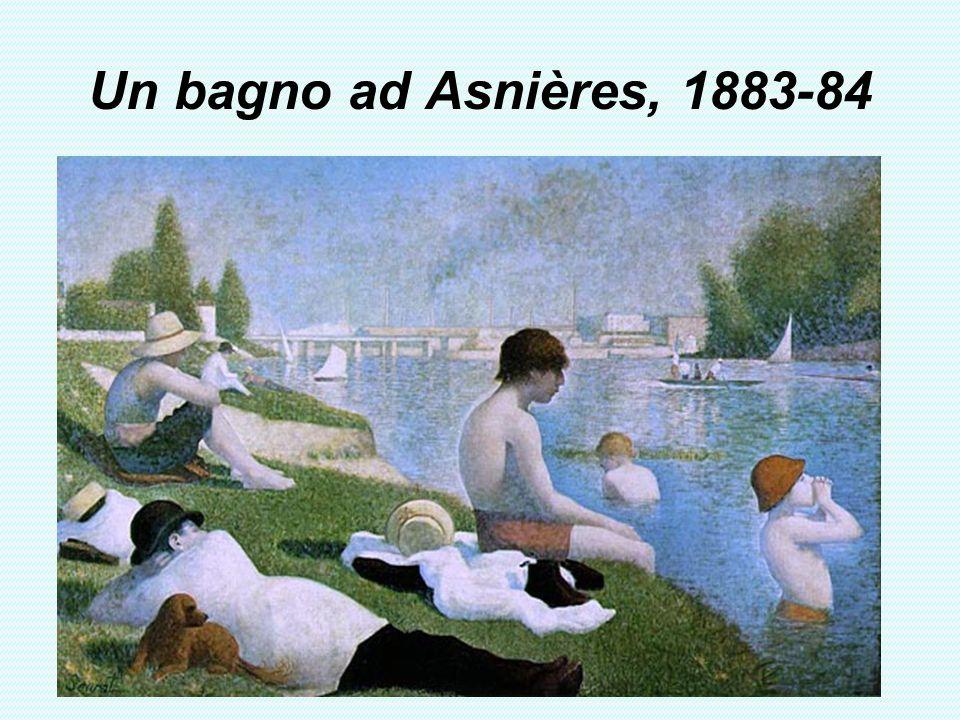 Un bagno ad Asnières, 1883-84