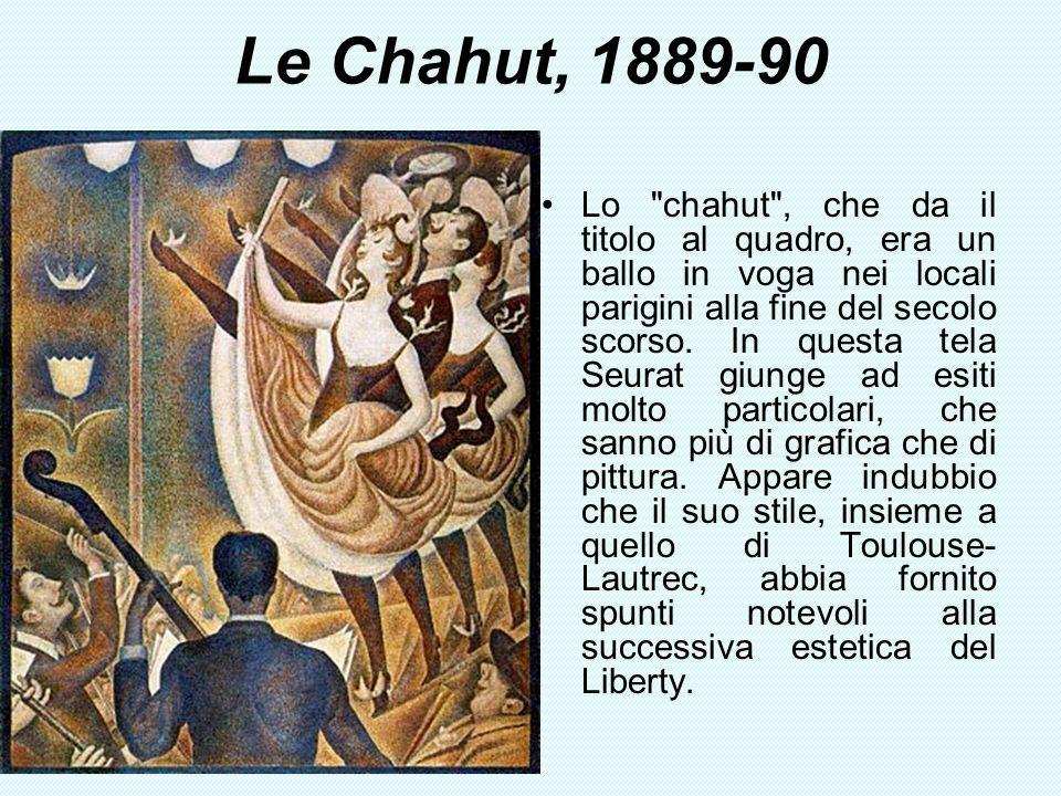 Le Chahut, 1889-90 Lo