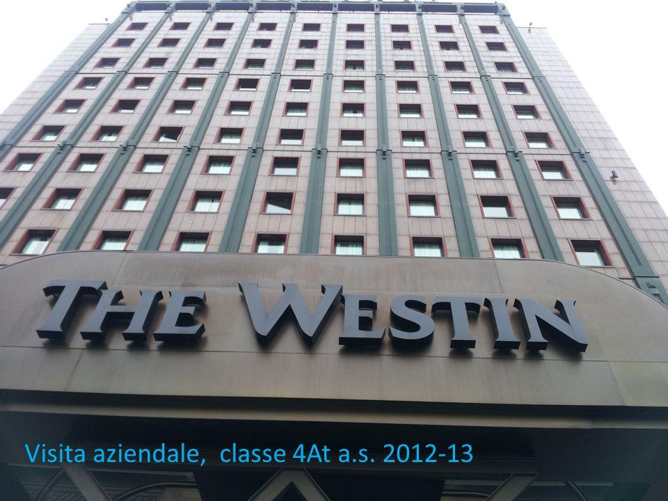 Uscita didattica, classe 4At a.s. 2012-13 Visita aziendale, classe 4At a.s. 2012-13