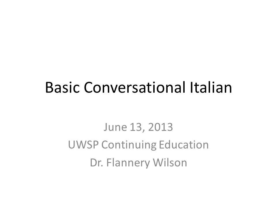 Benvenuti.Introductions Italian: A Self-Teaching Guide, by Edoardo A.
