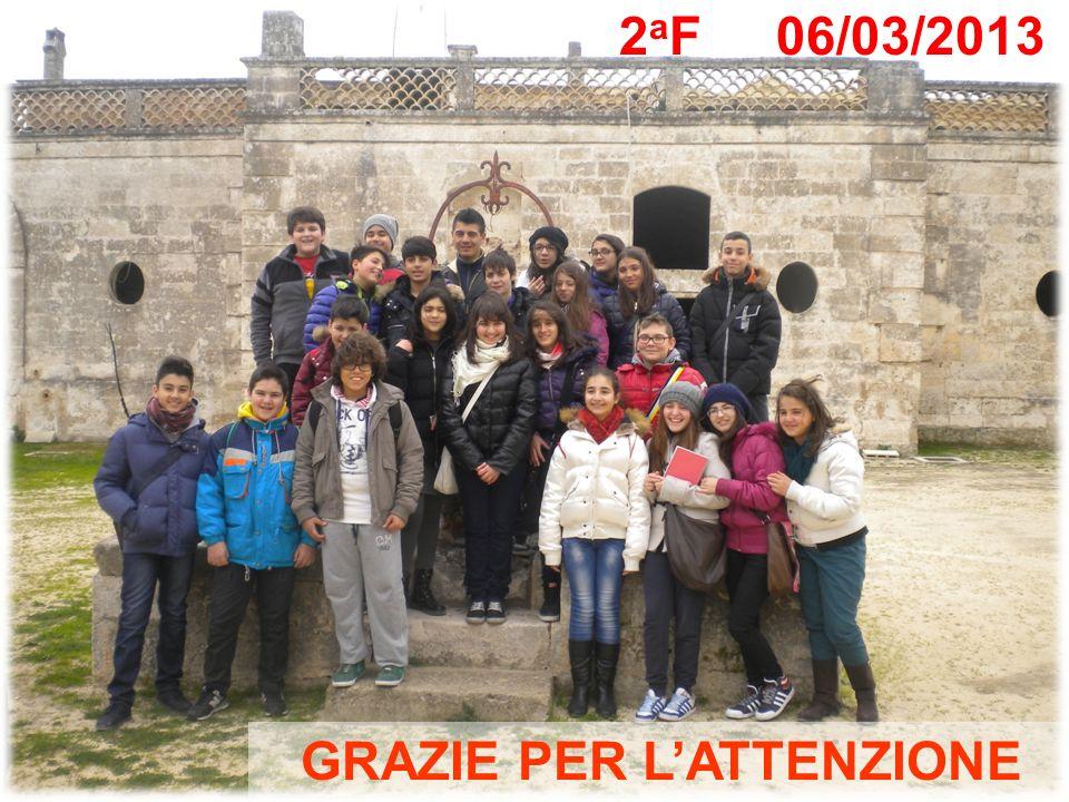 2 a F 06/03/2013 GRAZIE PER LATTENZIONE