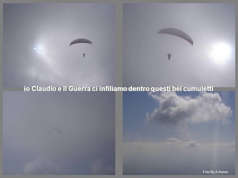 io Claudio e il Guerra ci infiliamo dentro questi bei cumuletti Foto By A.Antoni