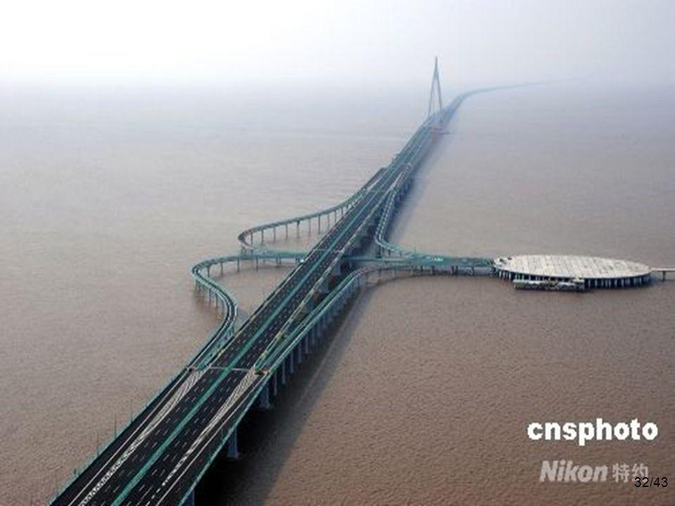 31 Hangzhou Baia Ponte ha una superficie di 10,000 mq.