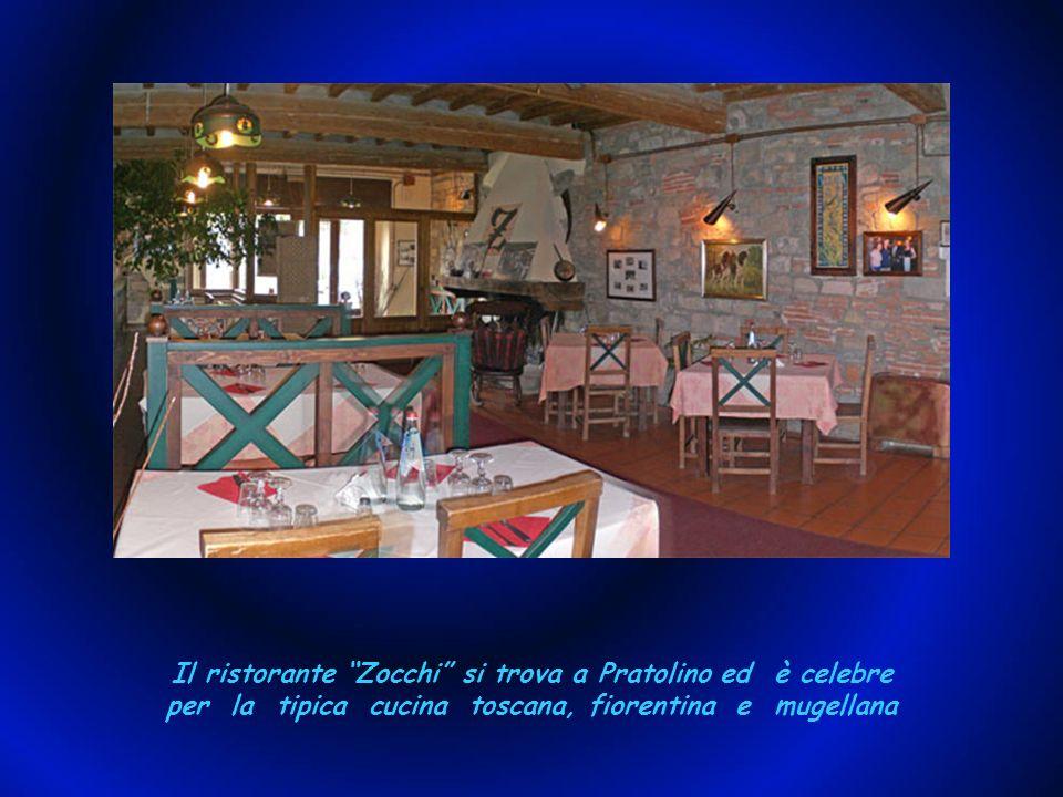 La Z del ristorante Zocchi troneggiava sulla cappa del camino (spento). Il cibo, tra i poteri che ha, è anche capace di rilassare gli animi… Tra cui,