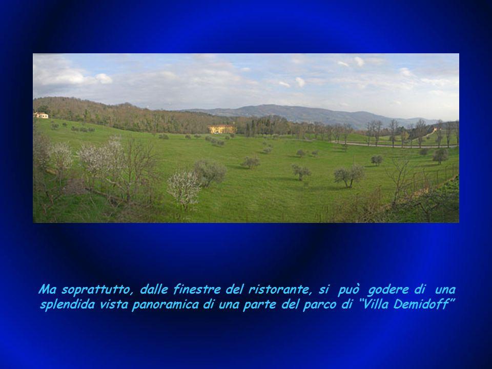 Il ristorante Zocchi si trova a Pratolino ed è celebre per la tipica cucina toscana, fiorentina e mugellana