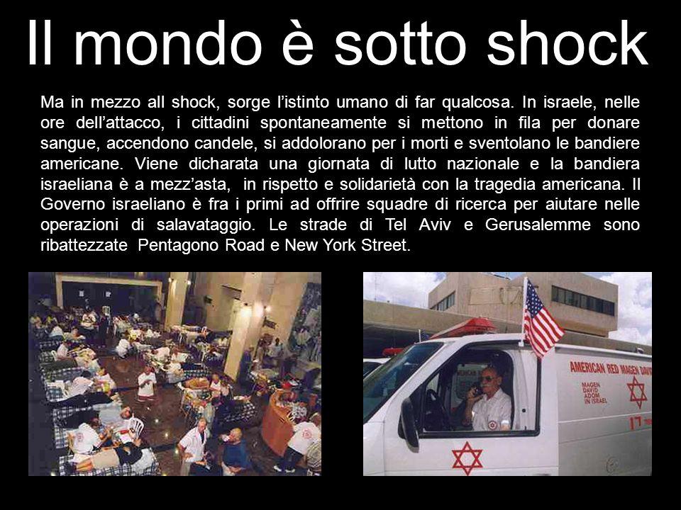 11 settembre 2001 Attacco allAmerica In un terrificante attacco suicida contro gli Stati Uniti, dei terroristi a bordo di un jet commerciale si schian