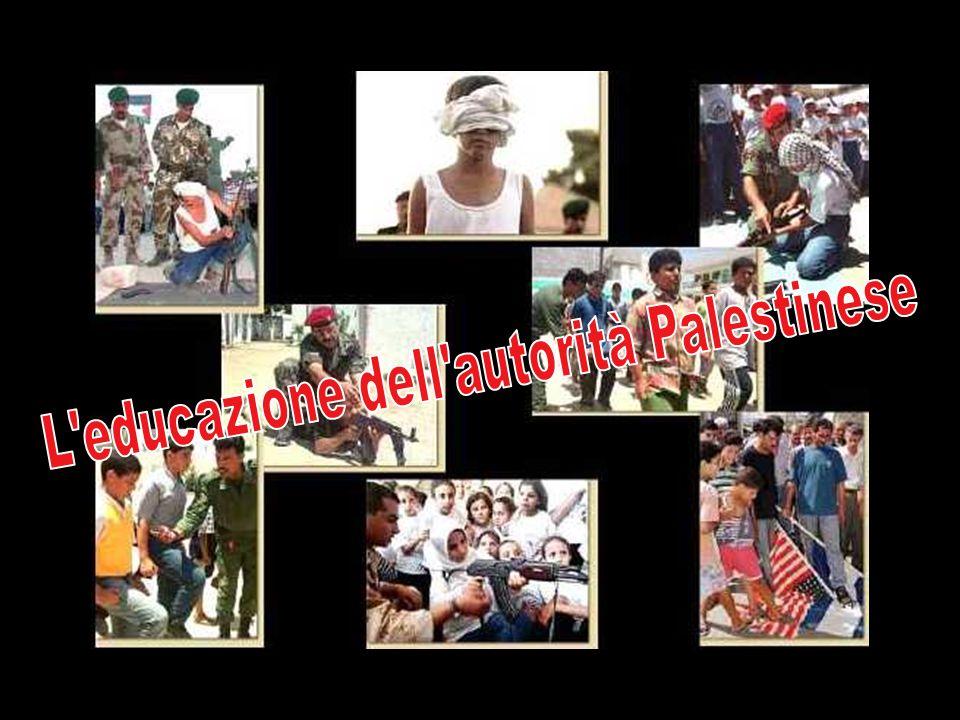 La presenza dei bambini palestinesi in questi tumulti non è casuale. Lautorità palestinese ha intenzionalmente mobilitato i bambini palestinesi per ar