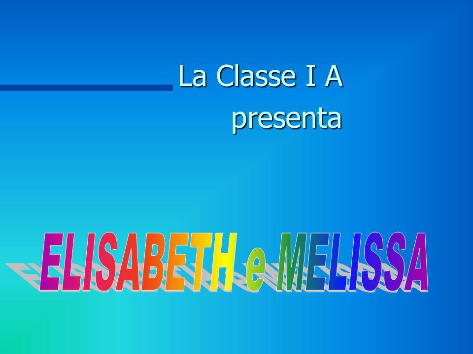 La Classe I A presenta presenta
