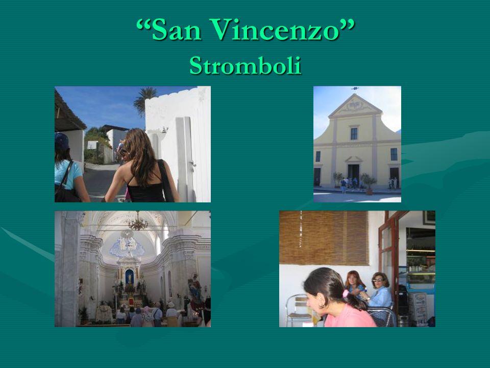 San Vincenzo Stromboli