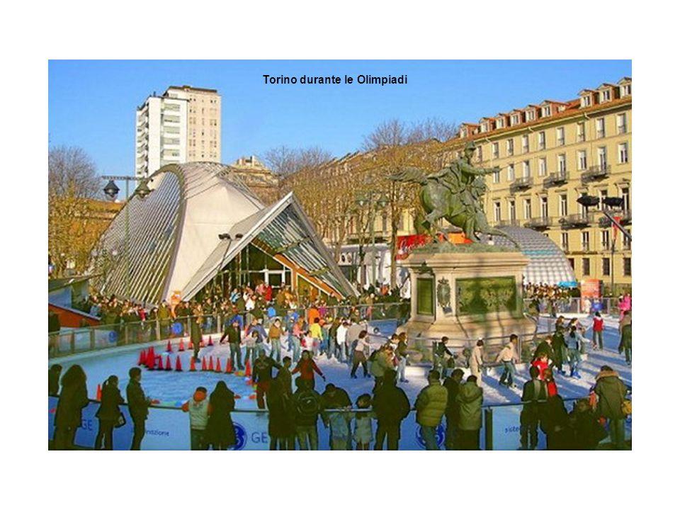 La guglia della Mole Antonelliana a Torino