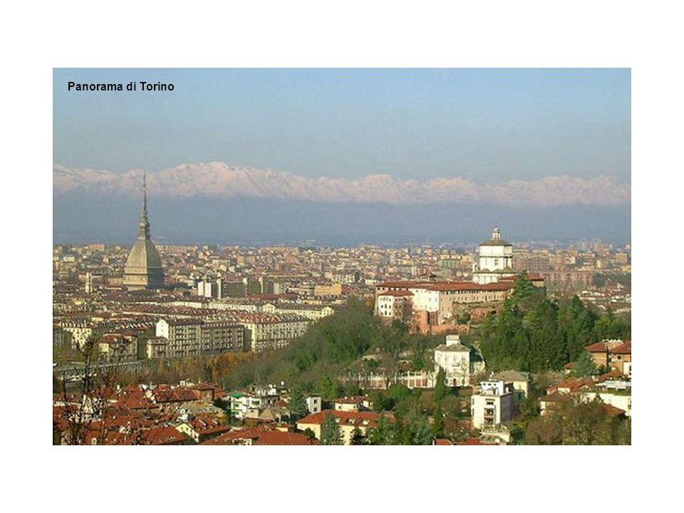 Torino vista da Villa Gualino
