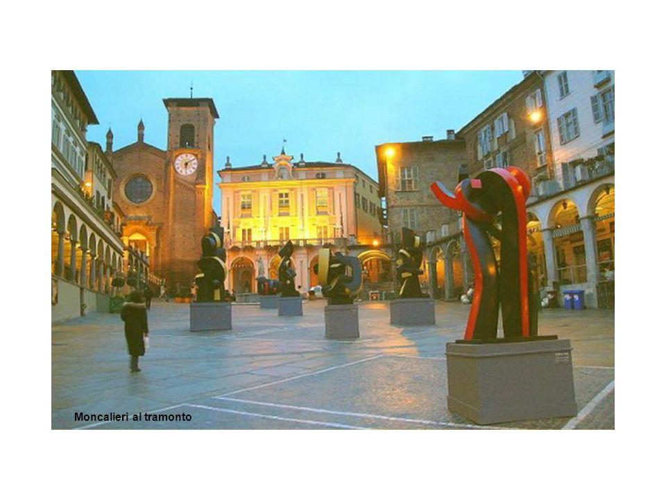 Piazza Vittorio Veneto con la Mole