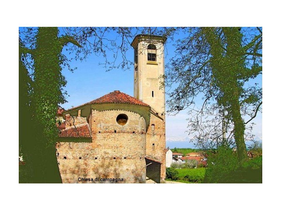 Borgo rurale vicino a Casalborgone