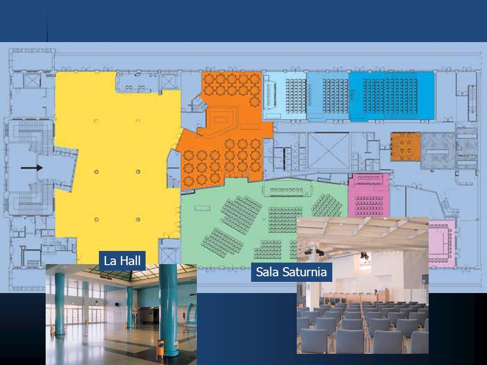 La Hall Sala Saturnia