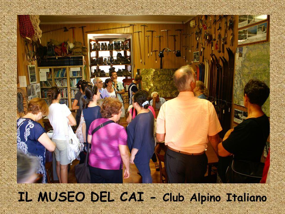 IL MUSEO DEL CAI - Club Alpino Italiano