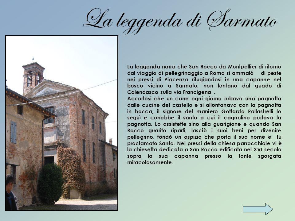 Localizzazione:Le vasche di decantazione dellex zuccherificio sono posizionate nel centro del Comune di Sarmato, a nord dello stabilimento stesso, raggiungibili dal centro del paese e dalla via Emilia.