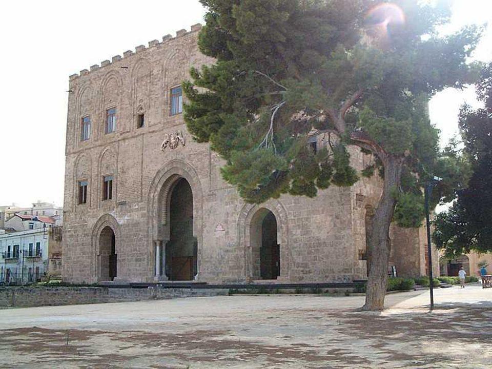 LA ZISA In Europa, è uno dei più bei edifici in stile arabo. Il suo nome deriva dallarabo al-aziz che significa lo splendido. Questo suggestivo castel