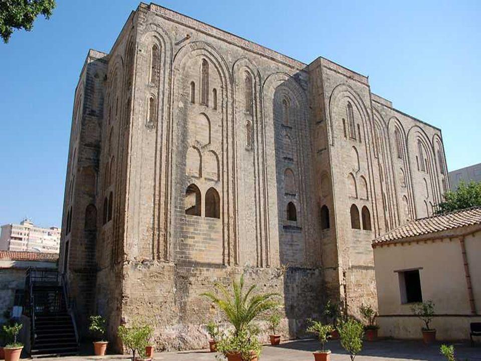 LA CUBA Poche sono le informazioni su questo misterioso edificio normanno, costruito da Guglielmo II dAltavilla nel 1180.
