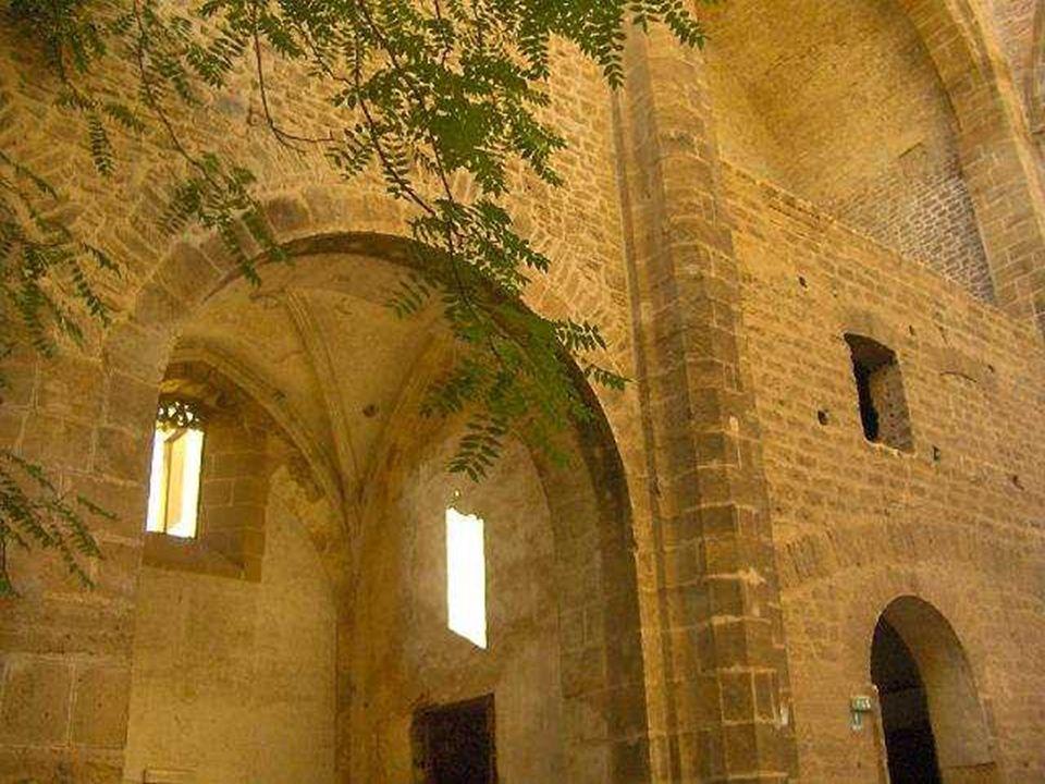 La chiesa di Santa Maria dello Spasimo, più comunemente conosciuta dai cittadini palermitani semplicemente come