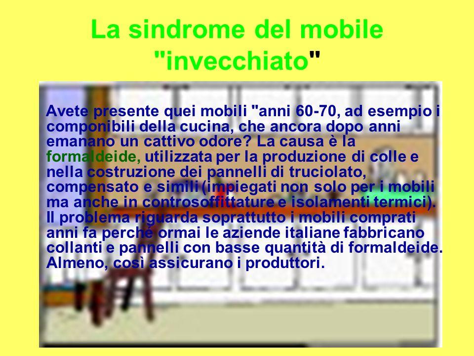 La sindrome del mobile