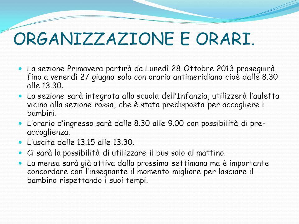 IL PERSONALE Alla scuola dellinfanzia siamo in 5 insegnanti: Copetti Romina, Del Zotto Luisa, Giorgini Francesca e Zilli Claudia.