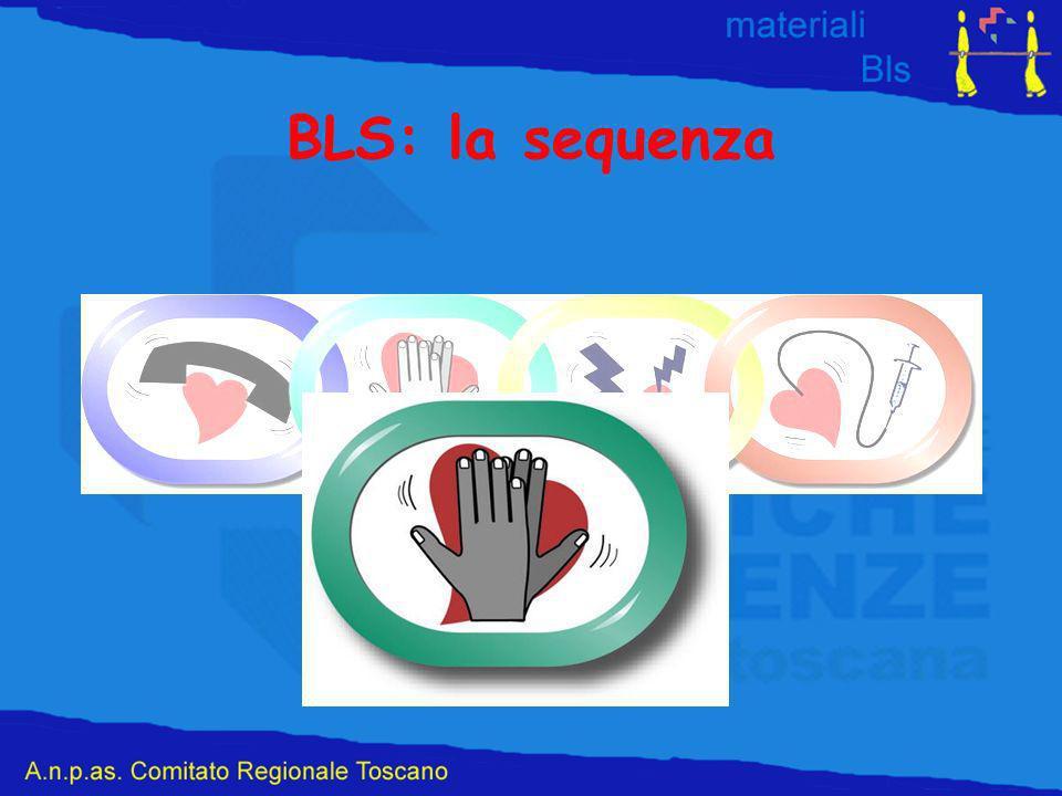 BLS: la sequenza