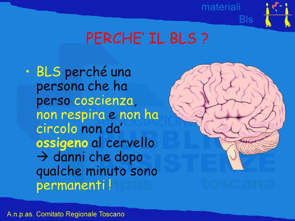 PERCHE IL BLS .