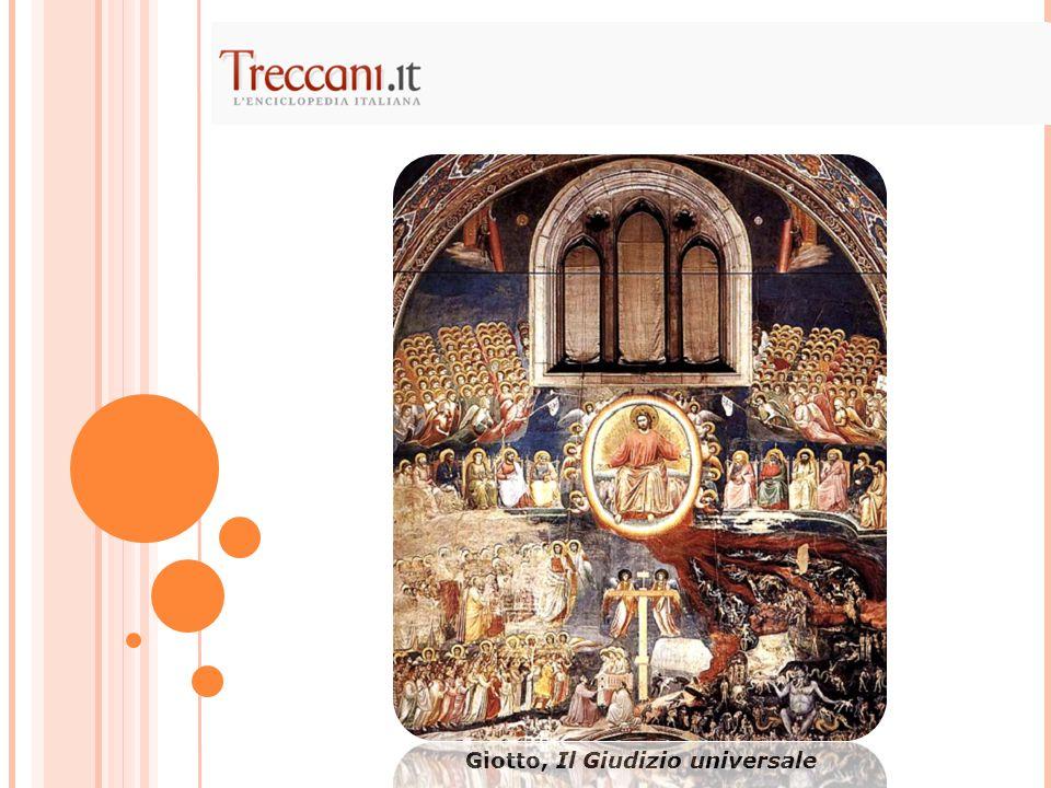 Giotto, Il Giudizio universale
