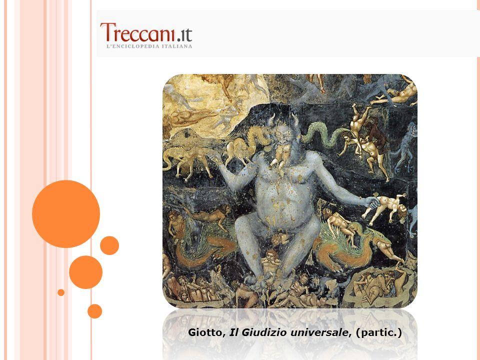 Giotto, Il Giudizio universale, (partic.)