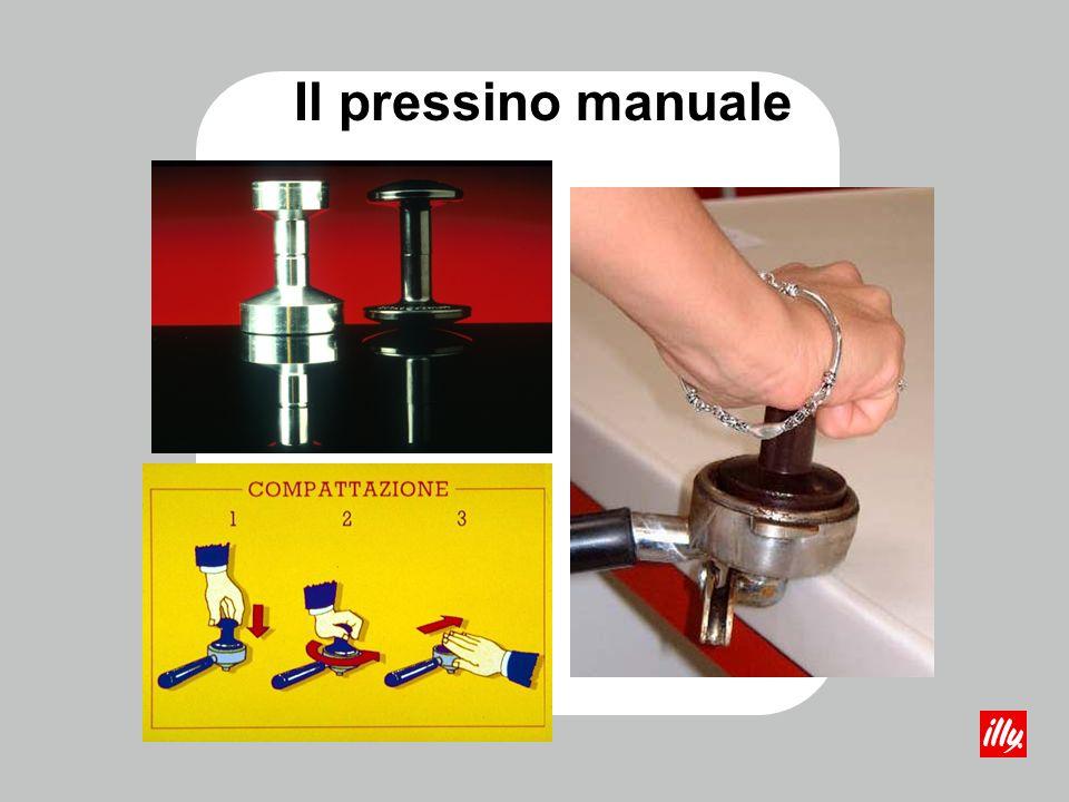 Il pressino manuale