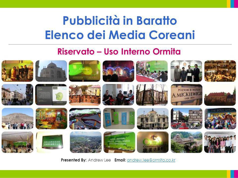 www.ormita.com 1.Ormita non svalorizzerà mai perdere valore al vostro mercato tradizionale.