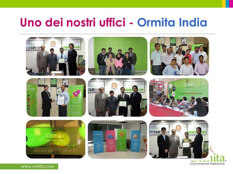 www.ormita.com Uno dei nostri uffici - Ormita India