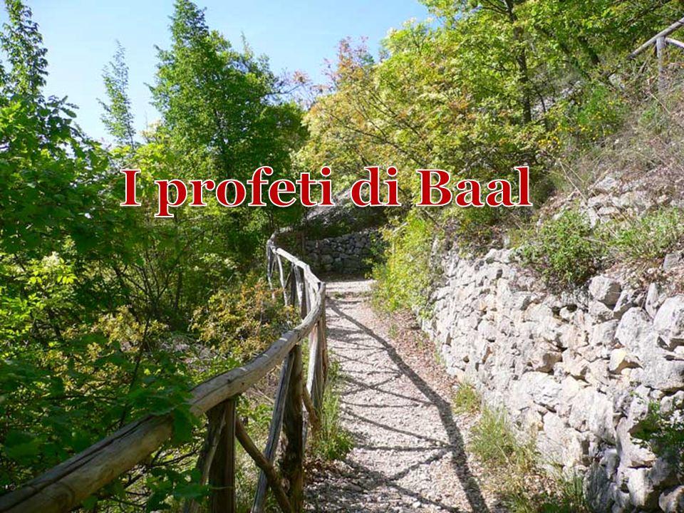 Comincia così il confronto tra il profeta Elia e i seguaci di Baal, che in realtà è tra il Signore di Israele, Dio di salvezza e di vita, e lidolo mut