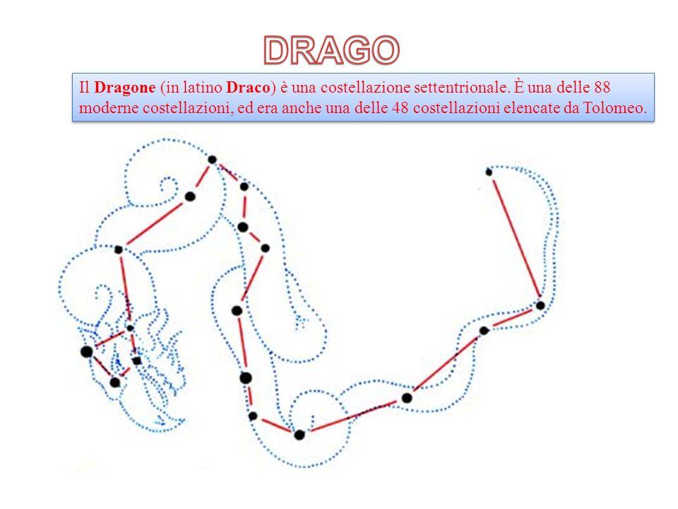 Il Dragone (in latino Draco) è una costellazione settentrionale. È una delle 88 moderne costellazioni, ed era anche una delle 48 costellazioni elencat