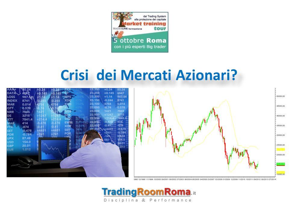 Crisi dellinvestitore consapevole…