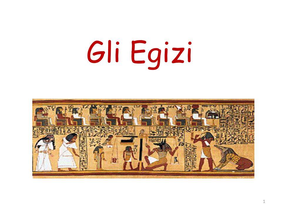 Gli Egizi 1