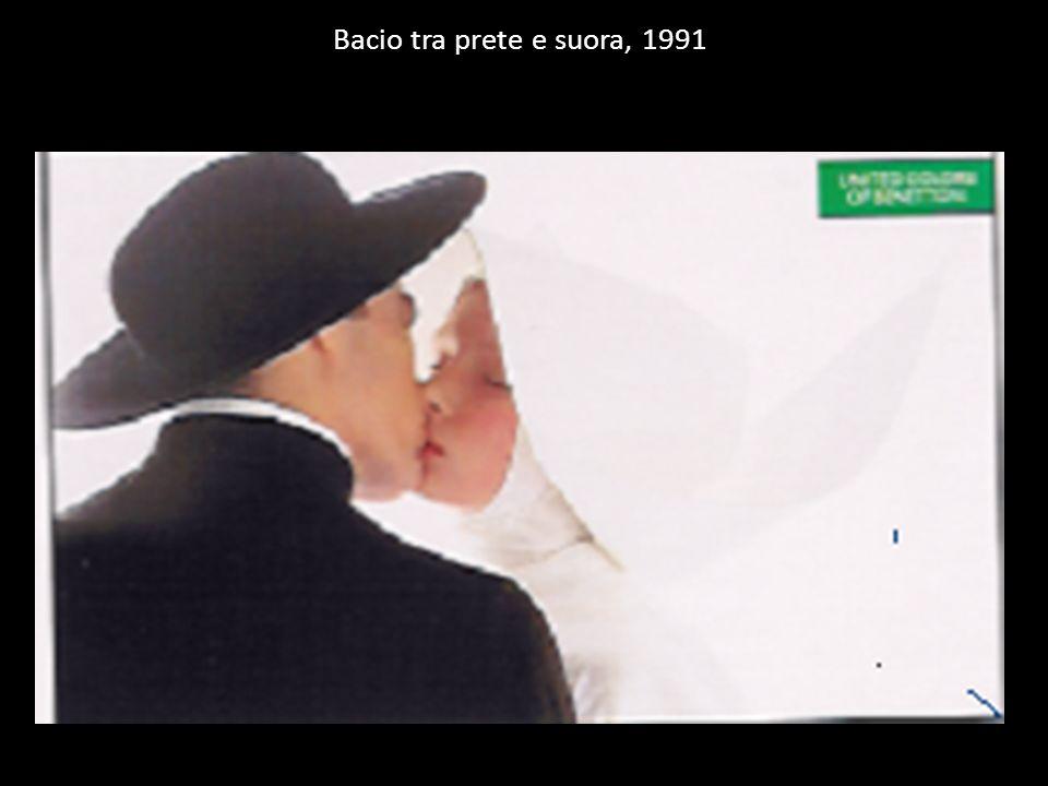 Bacio tra prete e suora, 1991