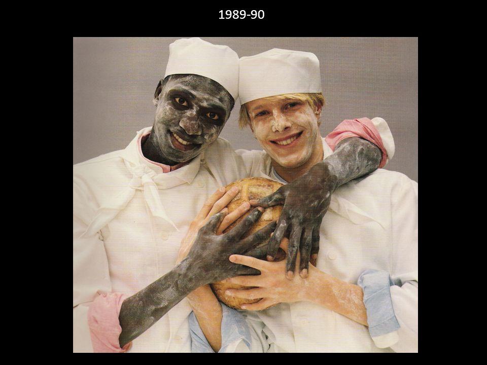 Nel 1990 l immagine di due bimbi sul vaso da notte viene proibita dal Comune di Milano poiché esposta in un manifesto davanti ad una chiesa e ritenuta irriverente