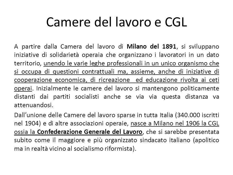 PSI Il primo nucleo del più importante partito del movimento operaio italiano, almeno fino al 1921, viene fondato a Genova nel 1892 con il nome di Partito dei lavoratori italiani.