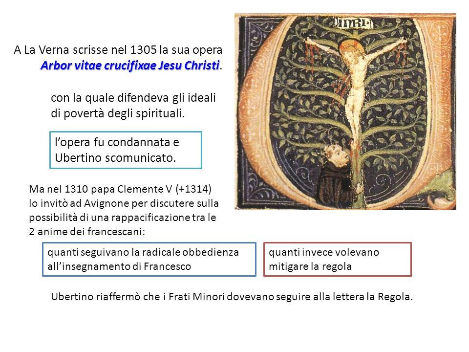 Nel 1317 papa Giovanni XXII (+1334) lo recluse nel convento di Gembloux in Belgio.