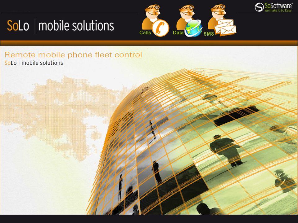 CallsData SMS