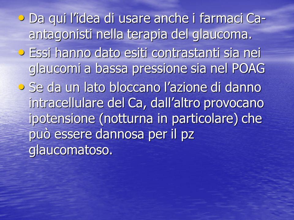 La citicolina è un nucleoside endogeno precursore della fosfatidilcolina a sua volta indispensabile per la sintesi dei fosfolipidi di membrana La citicolina è un nucleoside endogeno precursore della fosfatidilcolina a sua volta indispensabile per la sintesi dei fosfolipidi di membrana Numerosi studi anche italiani hanno dimostrato un miglioramento dei PERG e dei PEV da pattern Numerosi studi anche italiani hanno dimostrato un miglioramento dei PERG e dei PEV da pattern La salute della membrana assoplasmatica è fondamentale perché essa possa esercitare la conduzione e prevenire lingresso indiscriminato del Ca intracellulare La salute della membrana assoplasmatica è fondamentale perché essa possa esercitare la conduzione e prevenire lingresso indiscriminato del Ca intracellulare