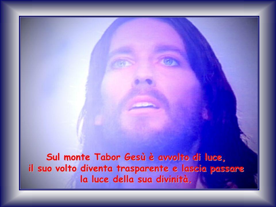 Tu mi vedi da vicino, in tutta la mia persona, ma il tuo volto, Signore, mi rimane invisibile: devo accontentarmi di credere nella tua presenza.