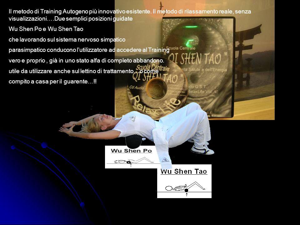 Il metodo di Training Autogeno più innovativo esistente. Il metodo di rilassamento reale, senza visualizzazioni….Due semplici posizioni guidate Wu She