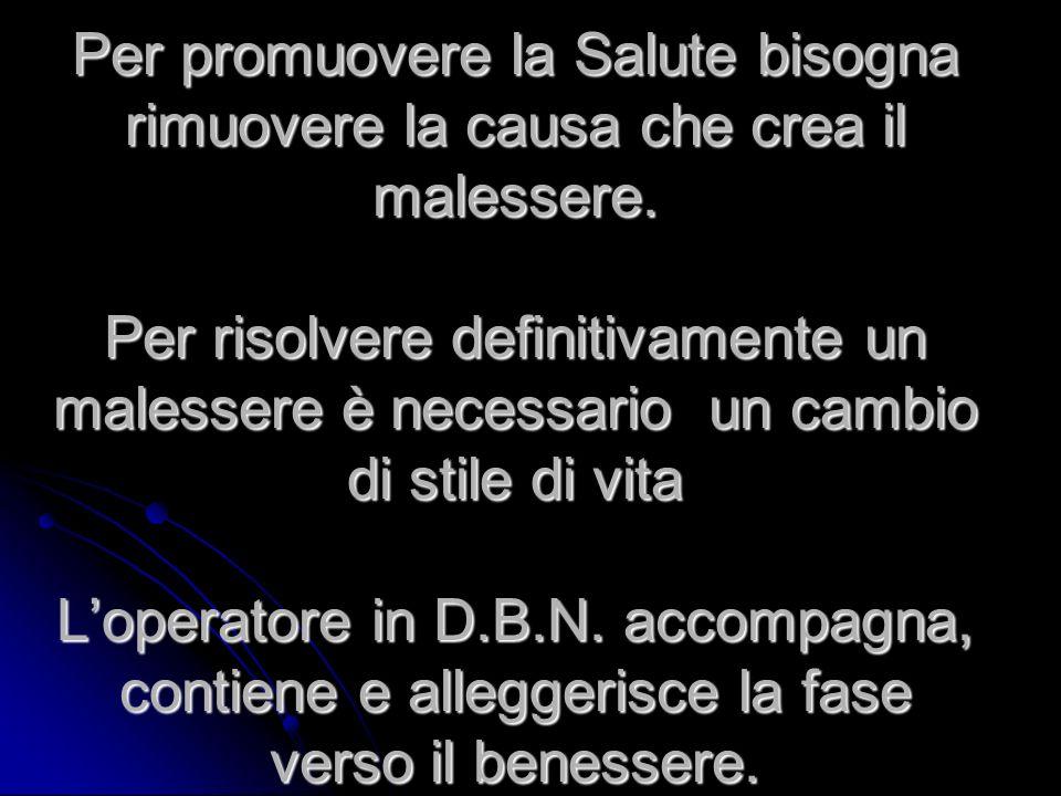 Se il Sig.Bianchi si presentasse nello Studio dellOperatore in D.B.N.
