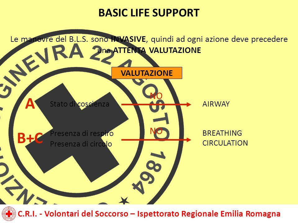 C.R.I. - Volontari del Soccorso – Ispettorato Regionale Emilia Romagna FINE Domande?