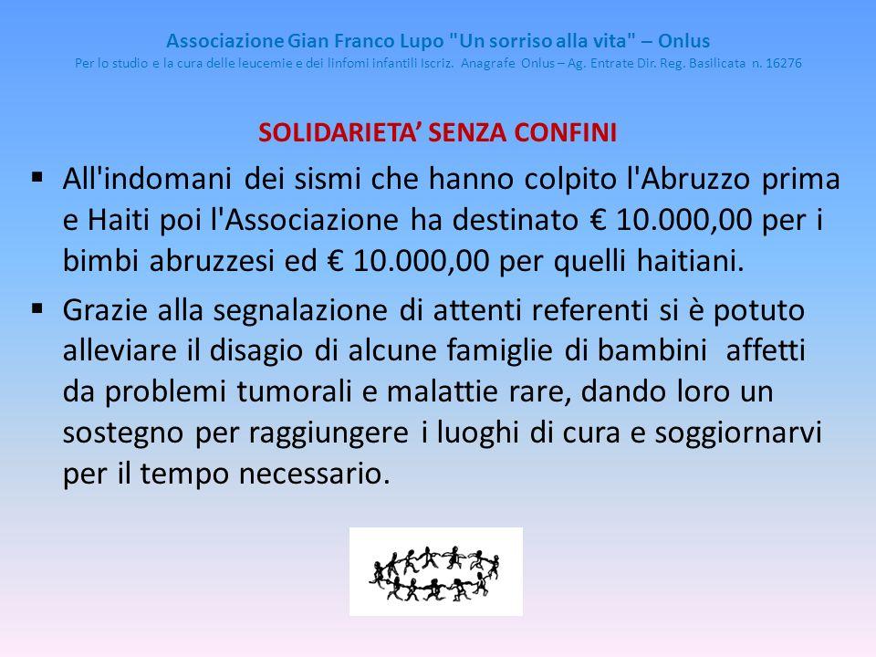 Associazione Gian Franco Lupo