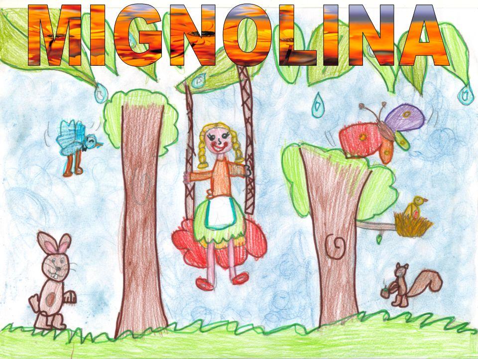 Un giorno un talpone prese Mignolina e la portò con sé nella sua tana, deciso a sposarla in primavera.