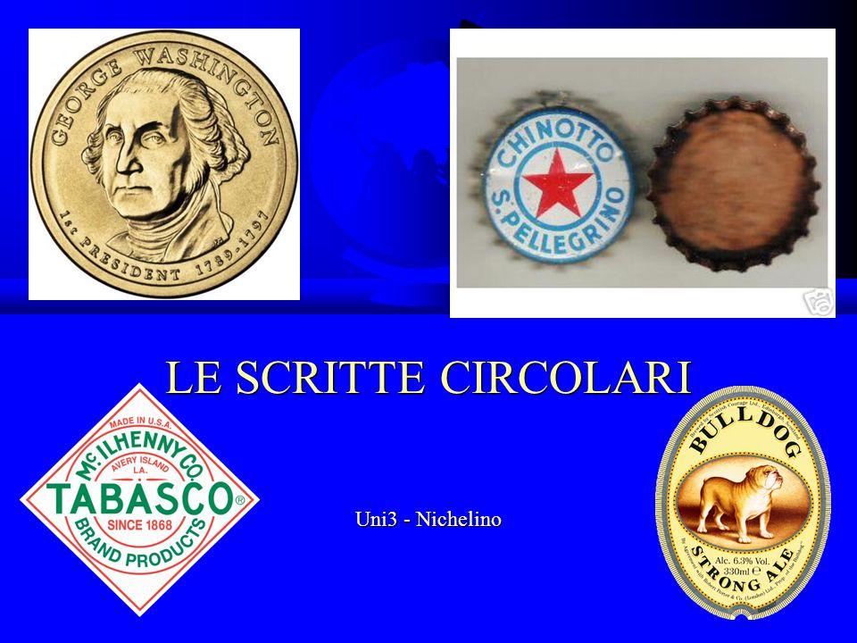 LE SCRITTE CIRCOLARI Uni3 - Nichelino