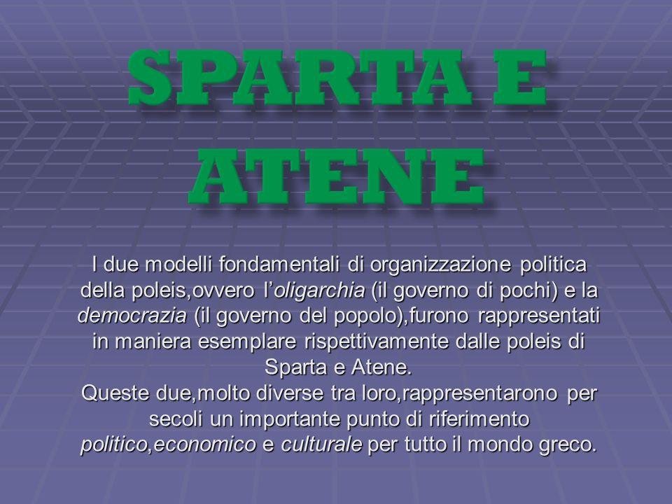 Ad Atene le decisioni sono prese dai cittadini.E l invenzione della democrazia.